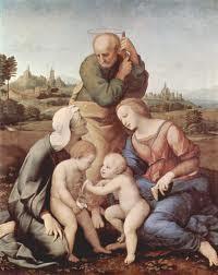 Sagrada Familia.Rafael