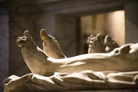 Detalle de la tumba de Francisco I de Francia, Saint Denis