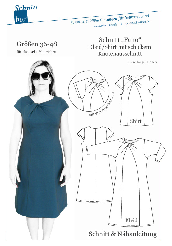 Kleid Fano