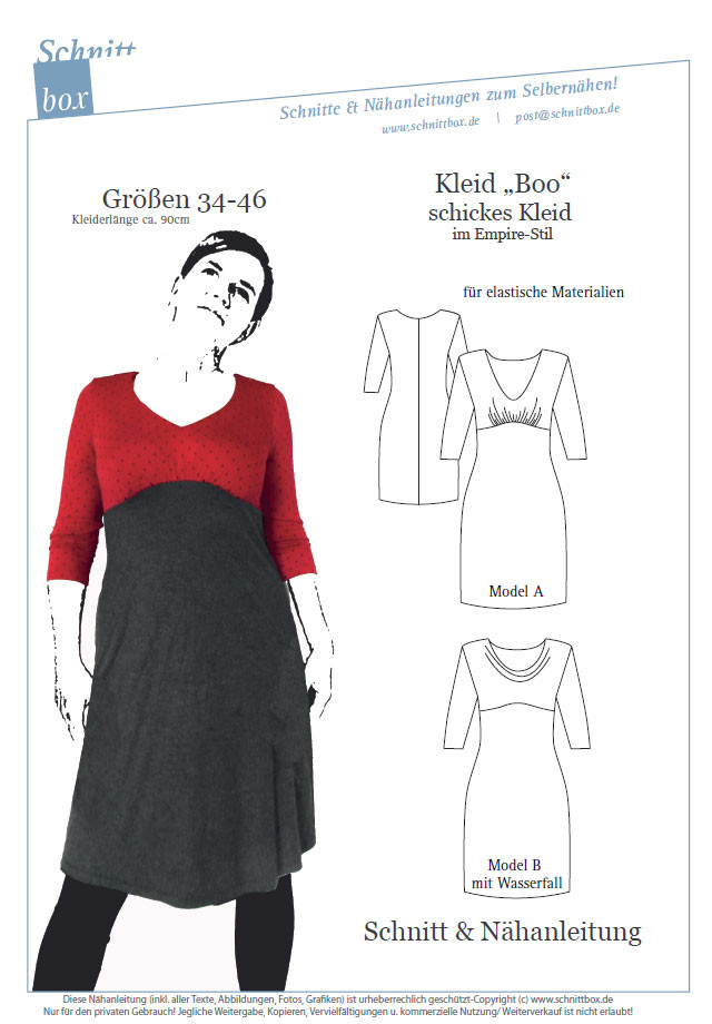 Kleid Boo