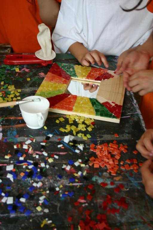 Mosaikkurs für Fortgeschrittene