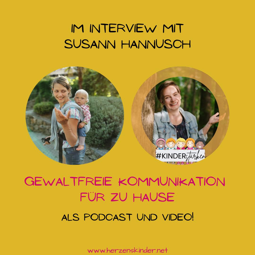 Interview mit Susann Hannusch