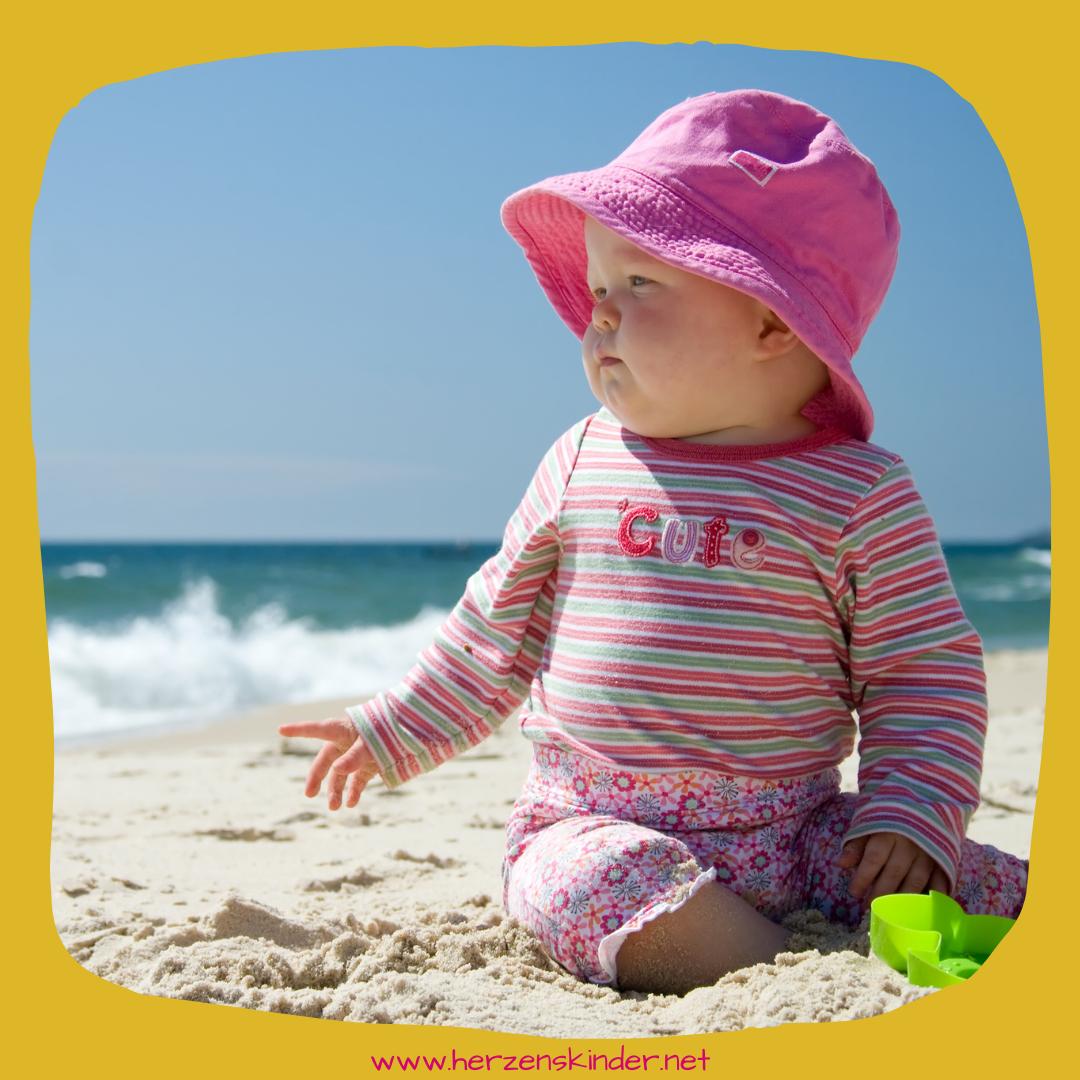 Quick-Tipps: Sonnenschutz für Säuglinge