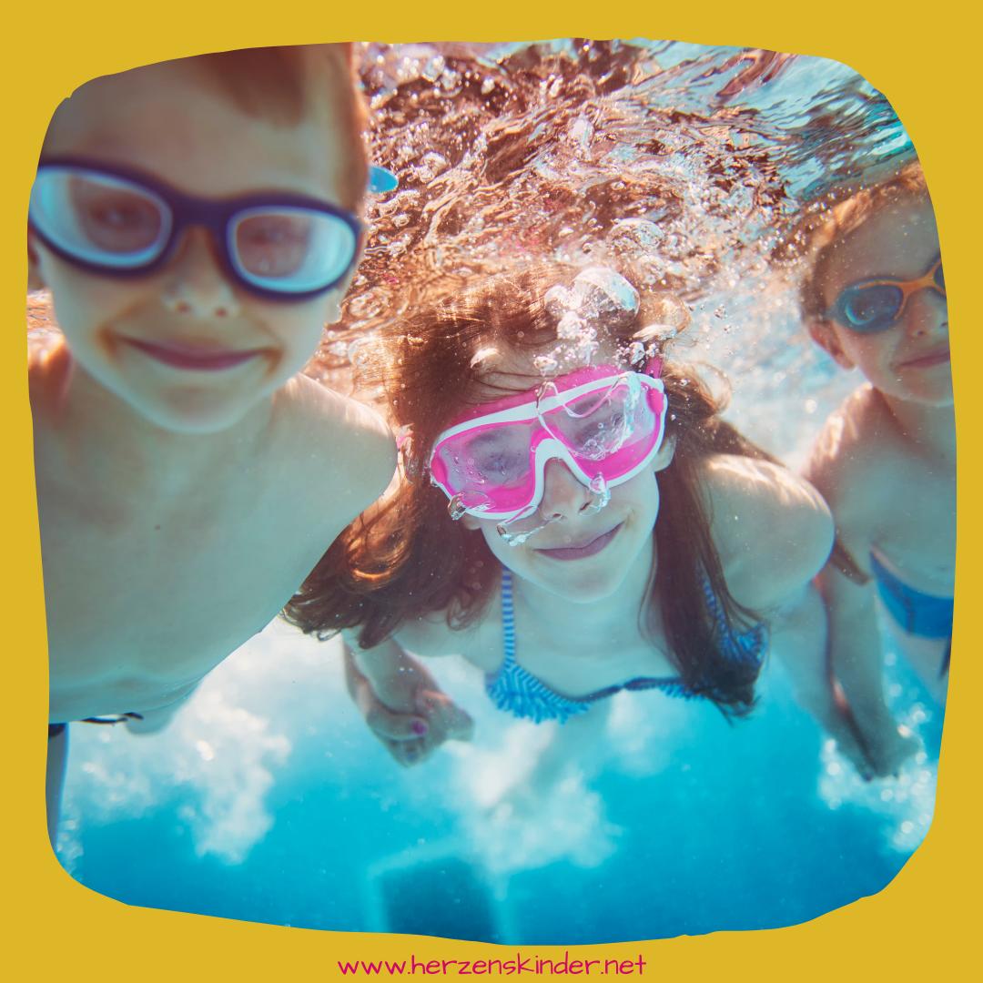 Unerzogen schwimmen lernen