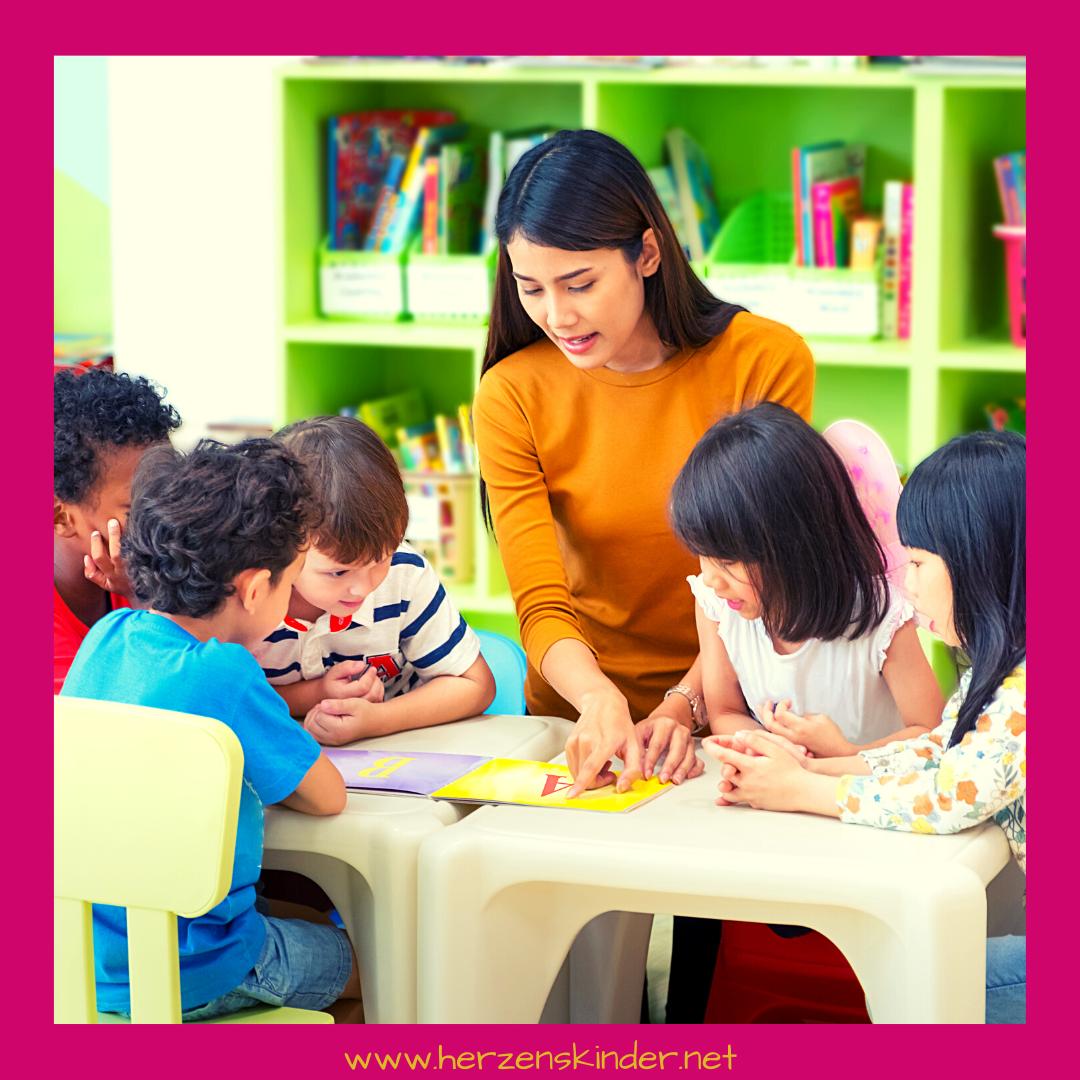 Unerzogen und Kindergarten