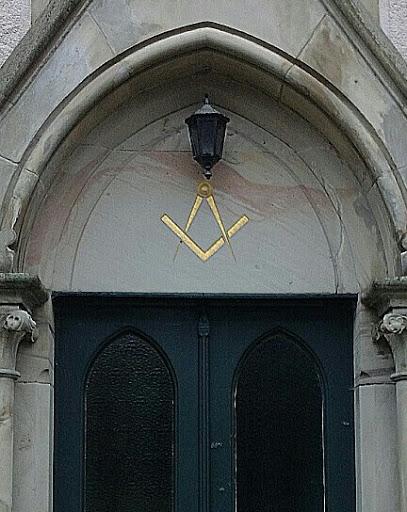 Die Freimaurer selbst bilden ihren wesenhaften Tempel