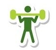 Muskeln verbrennt dauerhaft Kalorien