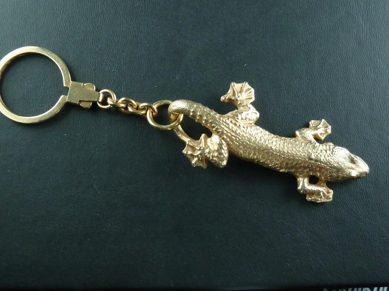 Gecko Schlüsselanhänger