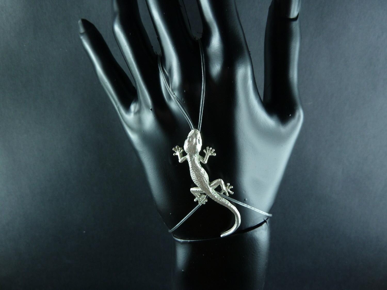 Gecko Finger Hand Fuß Armband