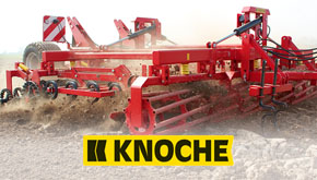 Knoche Landmaschinen bei Medl GmbH - Landtechnik Großhandel