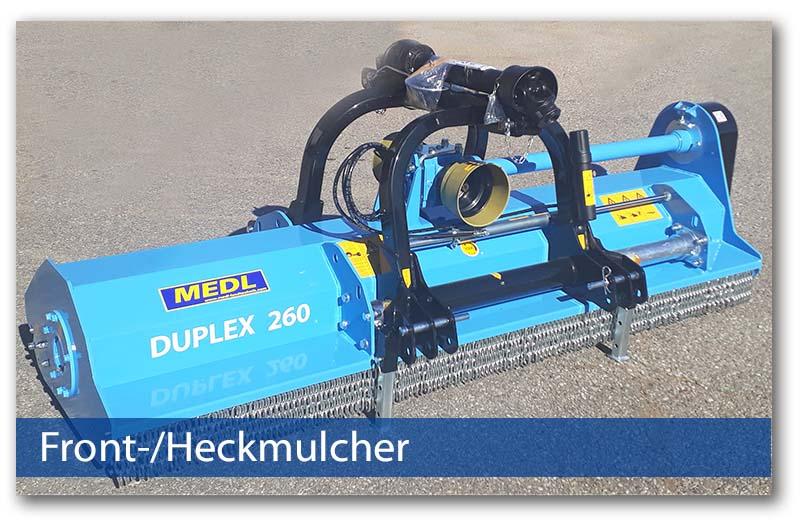 Front-/Heckmulcher von Medl