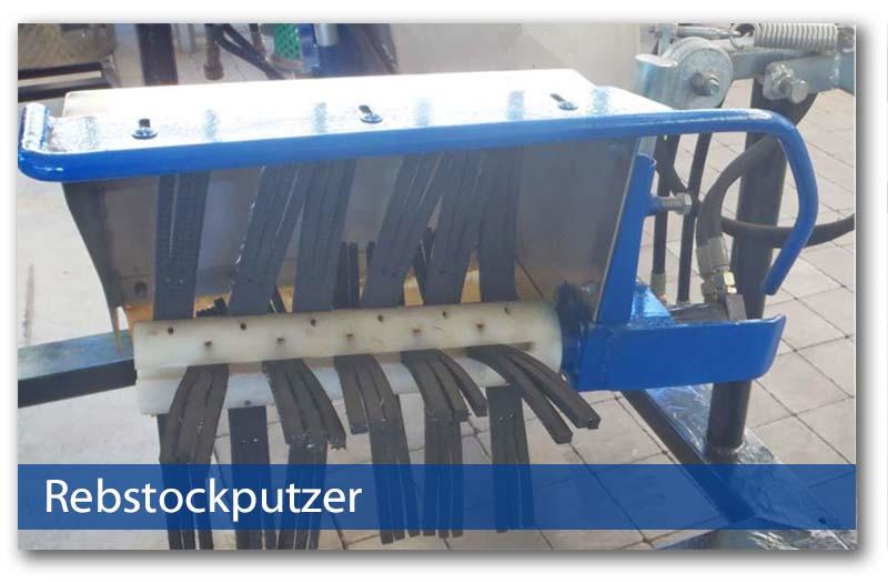 Rebstockputzer von Medl