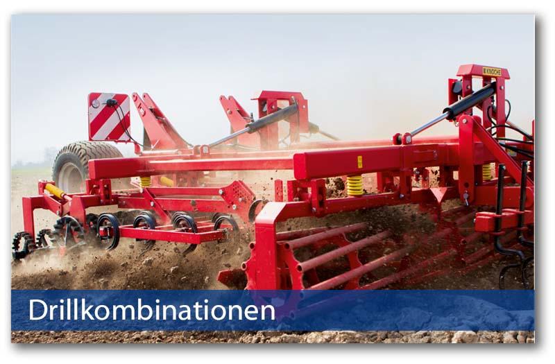 Drillkombinationen von Knoche Landmaschinenbau