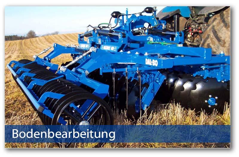 Grubber & Scheibeneggen von Dal-Bo
