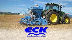 Eck Landmaschinenbau Pneumatische Sämaschinen bei Medl GmbH - Landtechnik Großhandel