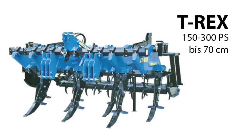 Sicma Tiefenlockerer Bodenlockerer T-Rex | Medl GmbH - Landtechnik Großhandel