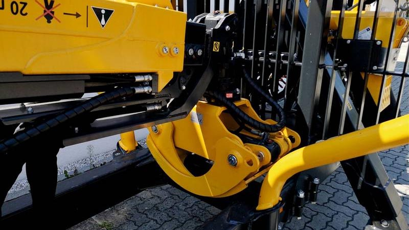 Uniforst Holzgreifer Rückewagen | 12.48 / 6080 © Uniforst | Medl GmbH