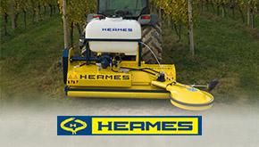 Hermes Mulcher bei Medl GmbH - Landtechnik Großhandel
