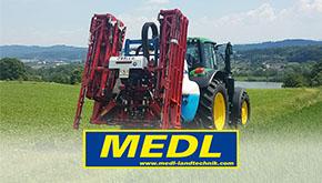 Medl Landmaschinen bei Medl GmbH - Landtechnik Großhandel