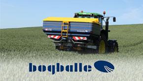 Bogballe Düngerstreuer bei Medl GmbH - Landtechnik Großhandel