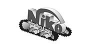 Logo Niko - Kommunaltechnik-Raupen bei Medl Landtechnik
