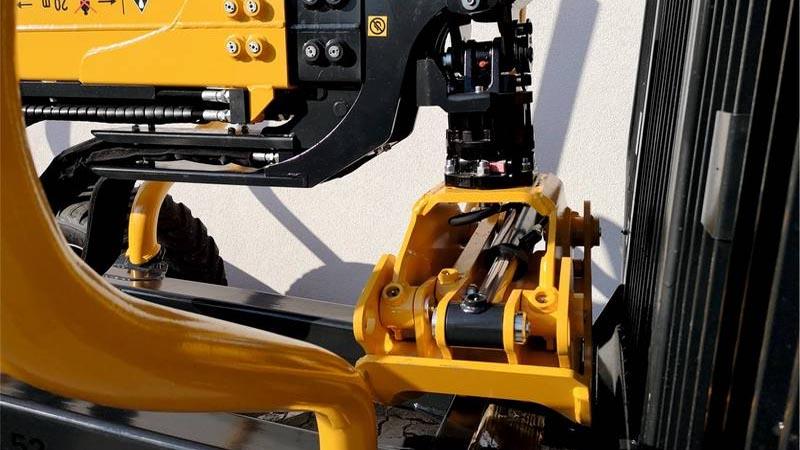 Uniforst Flanschrotator Rückewagen | 12.48 oder 14.49 / 7274| Medl GmbH