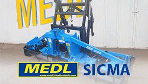 Sicma Landmaschinen bei Medl GmbH - Landtechnik Großhandel