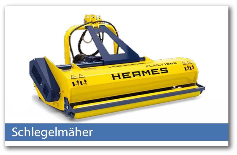 Schlegelmäher von Hermes