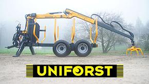 Uniforst Forsttechnik bei Medl GmbH - Landtechnik Großhandel