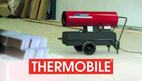 Thermobile Heizer Öl direkt und indirekt Öl befeuert bei Medl GmbH - Landtechnik Großhandel
