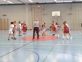 Damen U16: Saisonstart 21/22