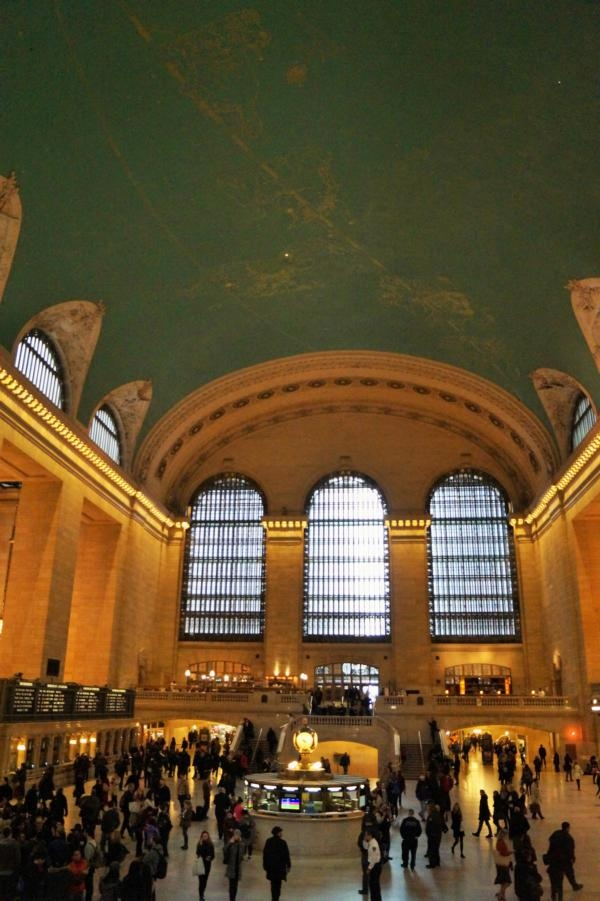 Central Station, NYC