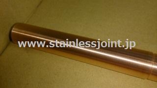 銅・アルミのTIG溶接