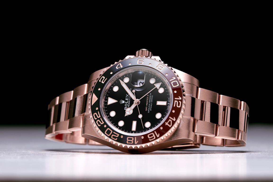 Rolex in der CHRONEXT Lounge Sylt