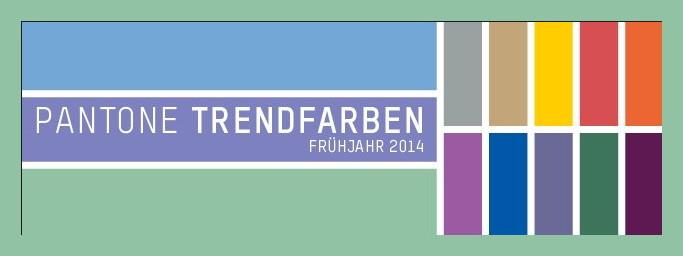 Perltrend Trend Farben 2014