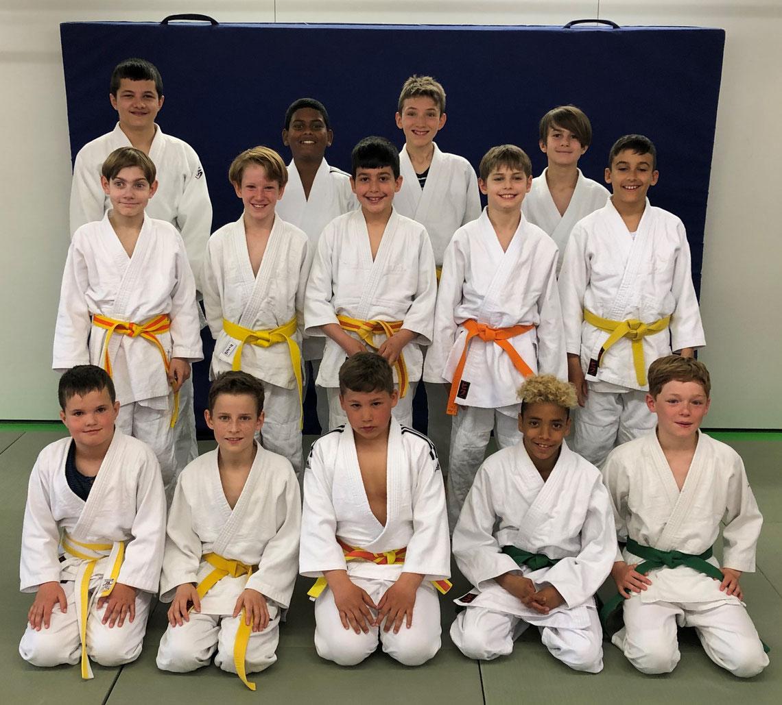 Schülermannschaft 1. Runde