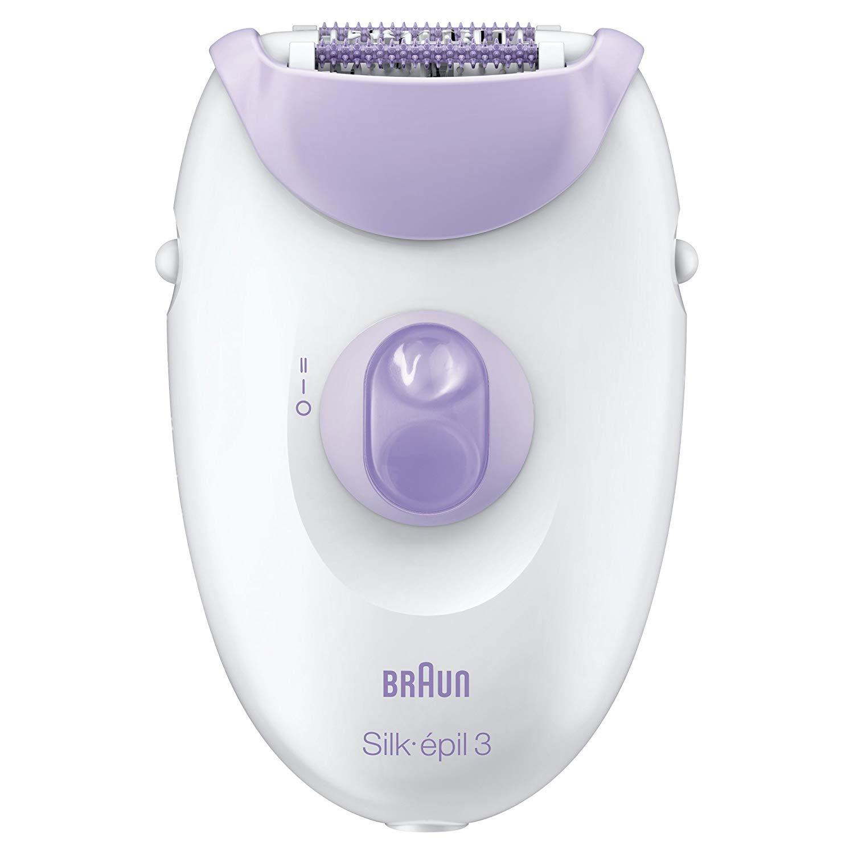 Braun Silk-épil 3 3-170 Epilierer, Violett