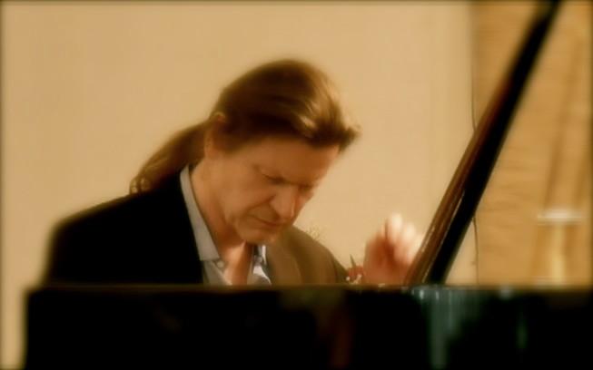 Michael Strasser spielt Étude concertante live in Bonn