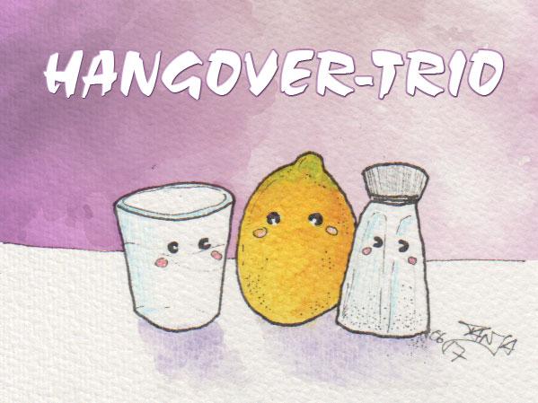 365-Tage-Doodle-Challenge - Stichwort: Zitronen