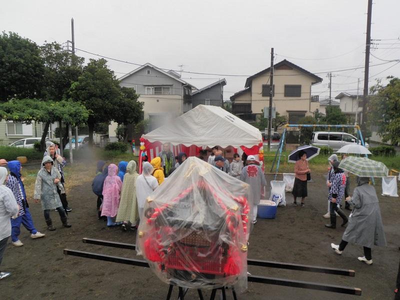 今田団地神酒所(丸岡公園)