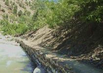 上流にできた堤防の一つ