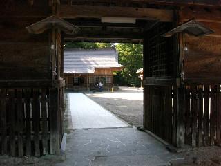 須佐神社。