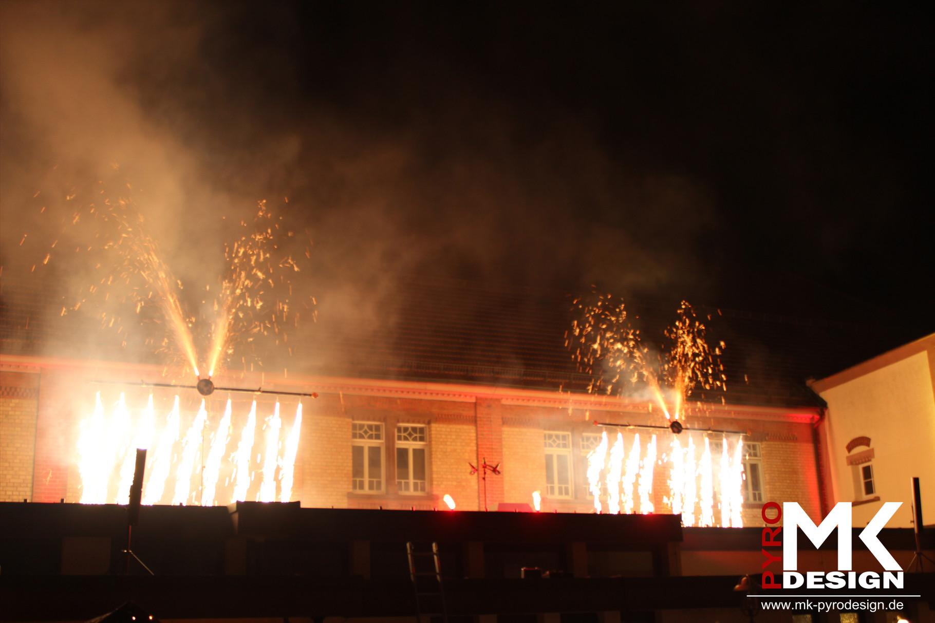 Feuerwerk Philipsburg