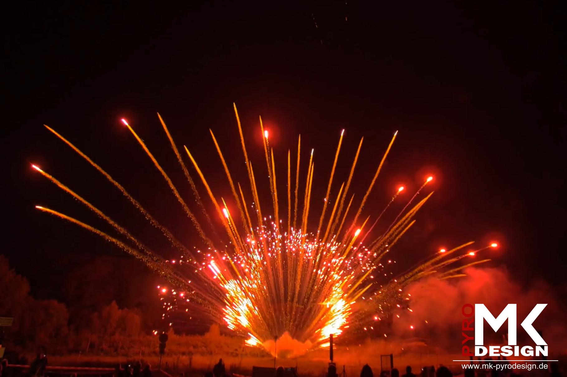 Event Feuerwerk Pforzheim