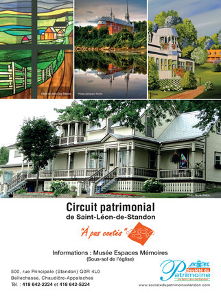 Circuit_patrimonial_St-Léon-de-Standon_Bellechasse_histoire_musée_Bellechasse