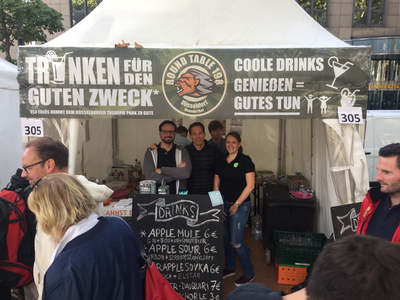 GOURMETFESTIVAL 2018 IN DÜSSELDORF - SIDE BY SIDE