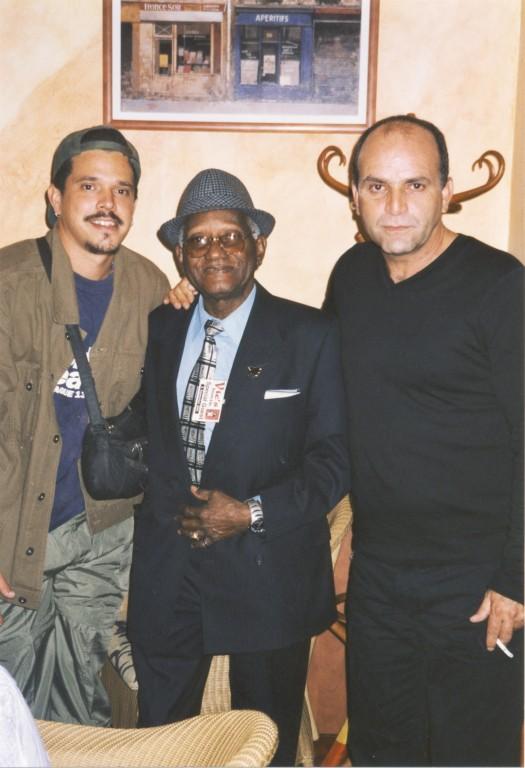 Emilio, Guillermo und Carlos