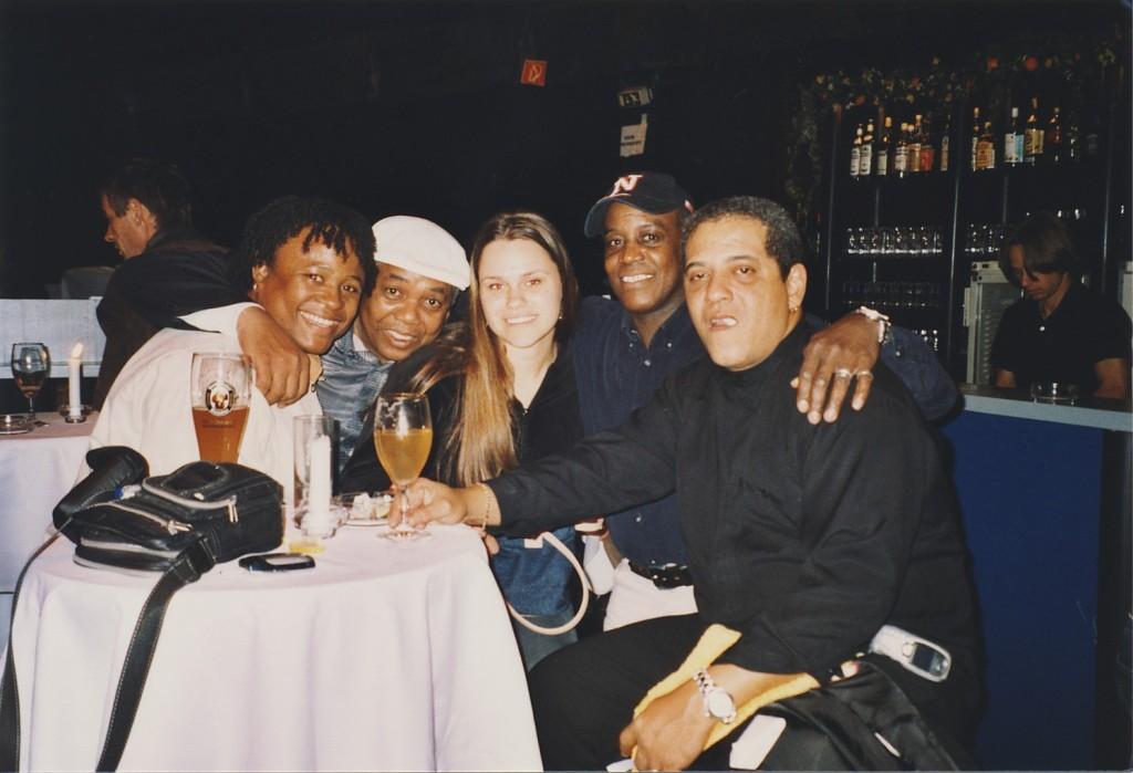 El Niño, Jorge, El Niños Freundin, Silvano und Ricardo