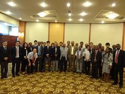 Participants of workshop