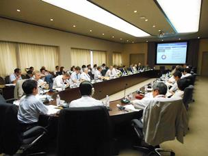 The 3rd meeting of Joint Committee of Japan-Russia Cooperation in Energy Efficiency and Renewable Energy